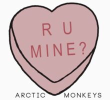 R U MINE? by TalkingBird