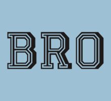 BRO Shirt n Sticker | FreshThreadShop.com by FreshThreadShop