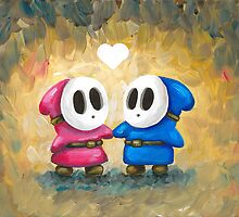Shy Guys in Love! by Katie Clark