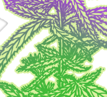 green washington. Sticker