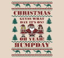 Santa Is Coming to Town on Hump Day  by xdurango