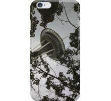 Seattle Space Needle, 2011 iPhone Case/Skin