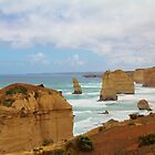 The Twelve Apostles by MyPerspective