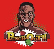 Mike Tyson Punch Out by BigTrace