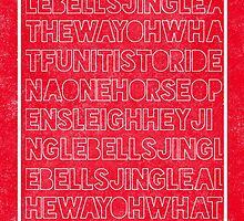 Jingle Bells by Robert Steadman