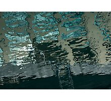 Playful Abstract Reflections Photographic Print