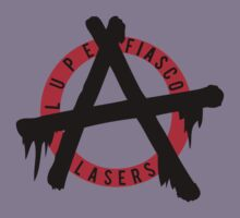 Lupe Fiasco Easy A Lasers by BigTrace