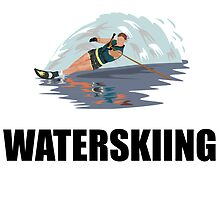Because Waterskiing by kwg2200