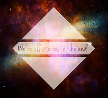 Doctor Who - We're all Stories in the End by thebrink