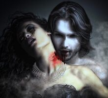 Love song For Vampire by Martin Muir