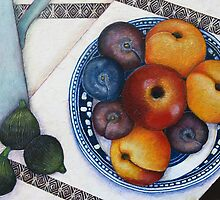 Still life closer by Madalena Lobao-Tello