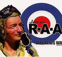 Join the RAAF by Mil Merchant