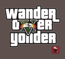 Grand Theft Over Yonder Kids Clothes