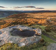 Froggatt Edge by James Grant