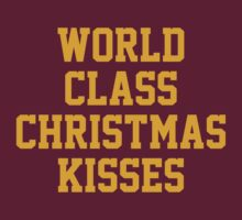 World Class Christmas Kisses by BrightDesign