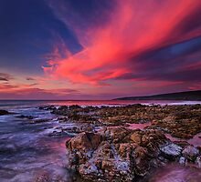 Yallingup Sunset by Paul Pichugin