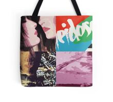 Siouxsie And The Banshees Pop Art Tote Bag