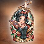 August Calendar by Tim  Shumate