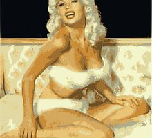 Vintage Glamour Model by whiteflash