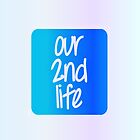 Our2ndLife iPhone Case by camNfamILY