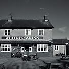 The White Horse Inn-Litton Cheney, Dorset UK by lynn carter
