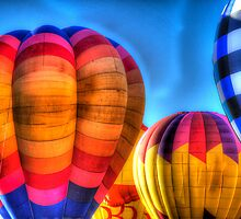 Balloon Festival by perezstudios