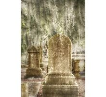 Rest In Peace Photographic Print