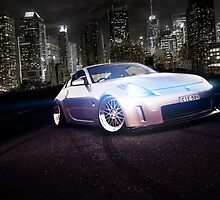 NeedForSpeed 350z by dan  stewart