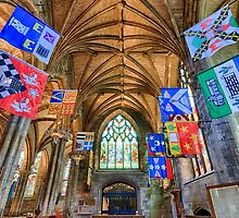 St Giles Cathedral, Edinburgh by Miles Gray