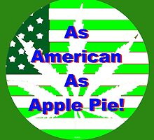 AS AMERICAN AS APPLE PIE by johnlegry