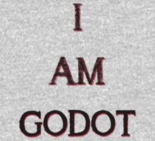 I Am Godot Kids Clothes