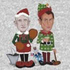 Congressional Elves  by Kim  Harris