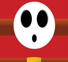 Shy Guy Feeling Shy by JosephT