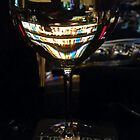 Firebirds Fire Bar in a Glass by DeeZ (D L Honeycutt)