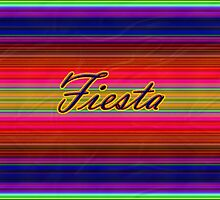 Mexican Fiesta Card by longdistgramma