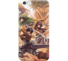 Titans!! iPhone Case/Skin