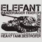 Elefant by deathdagger