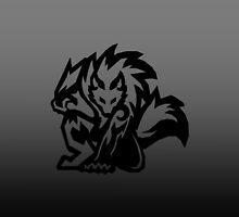 Tribal Werewolf by terrorbunny