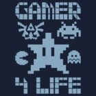 Gamer For Life by Immortalized