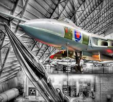 Avro Vulcan B2 - Cosford - HDR by Colin J Williams Photography
