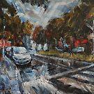 Summer Rain by Stefano Popovski