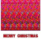 Magic Eye - Merry Christmas by missmoneypenny