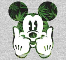 Kush Mickey's Dope Face by JohnnySilva