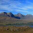 Beinn Alligin, Torridon by beavo