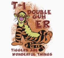 Tiggers Are Wonderful Things! by Jess Dee