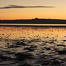 Sunset from Applecross Bay by beavo