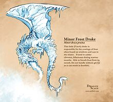 Dragon Scale: Frost Drake by Jessica Feinberg
