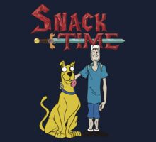 Snack Time t-shirt.   by printproxy