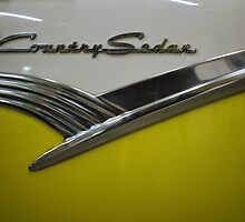 Ford Country Sedan 2 by Rainer Steinke