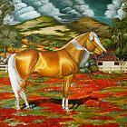 California Gold by WildestArt